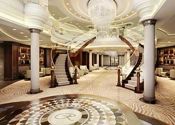 Regent Seven Seas balcony suite