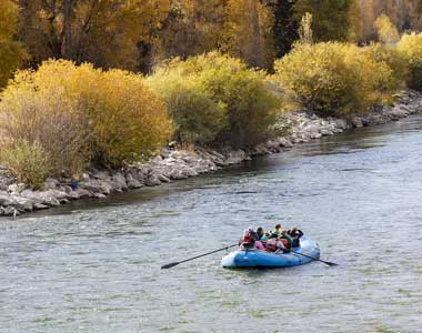 Jackson Valley Rafting