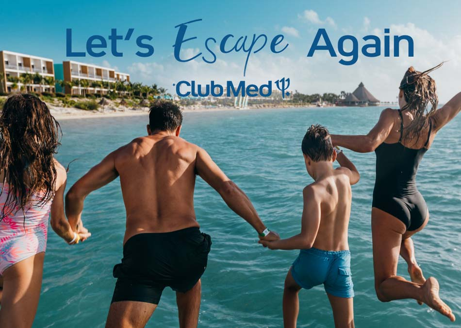 Let's Escape Again - Club Med!