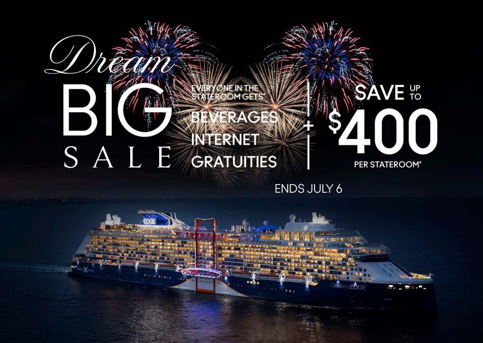 Dream Big - 4th of July Sale!