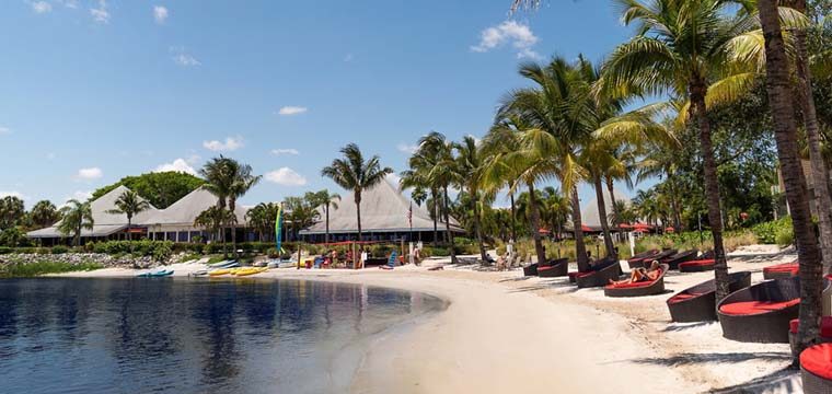 Discover the re-opening of Sandpiper Resort