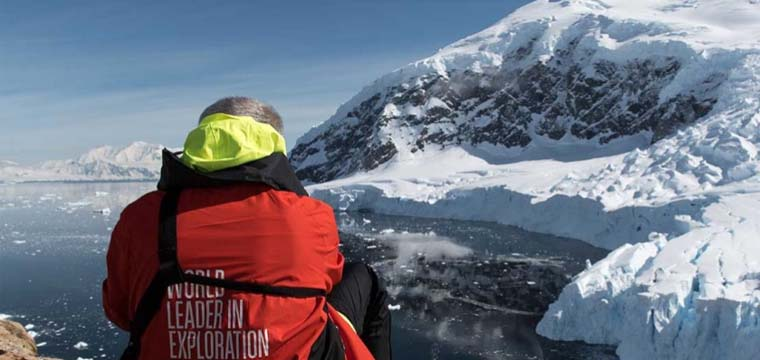 Explore Antarctica with an Expedition Team