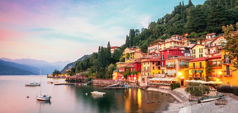Book getaways in large cities or quaint seaside cities