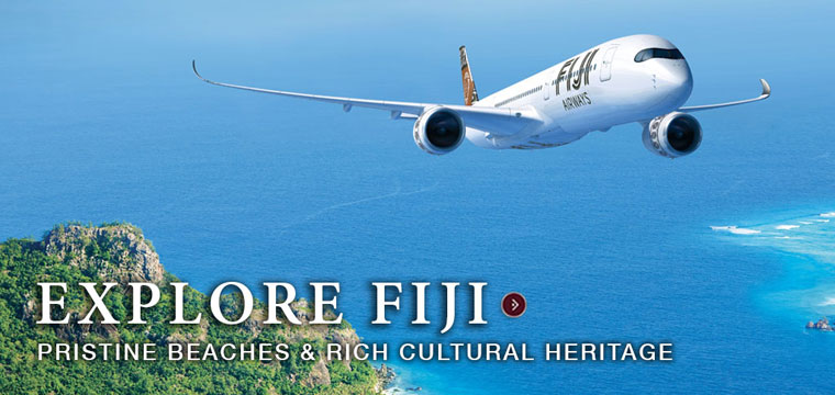 Explore the pristine beaches and cultural heritage of Fiji