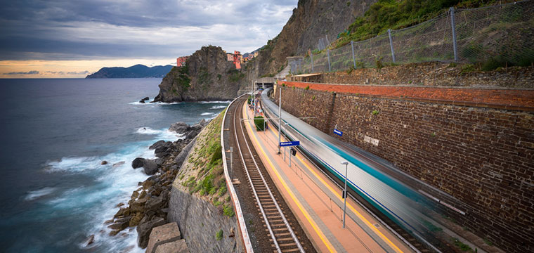 Travel Florence, Rome, Tuscany and more on Italy's High Speed Train