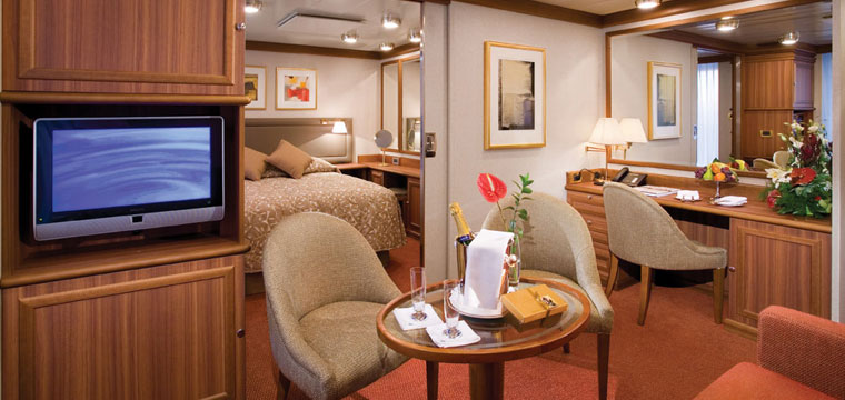 Prepare to relax with Silversea