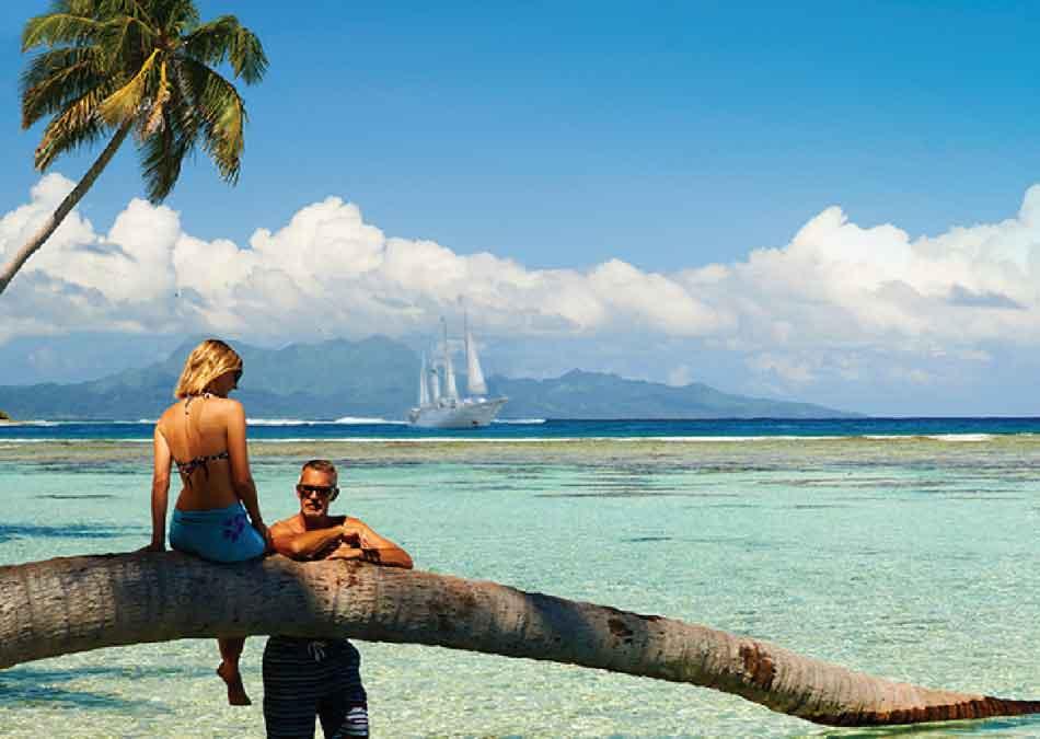 Vacation in Tahiti