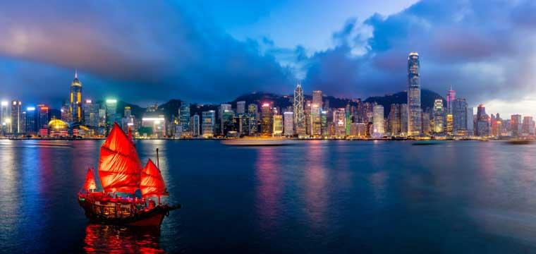 Jewels of Hong Kong