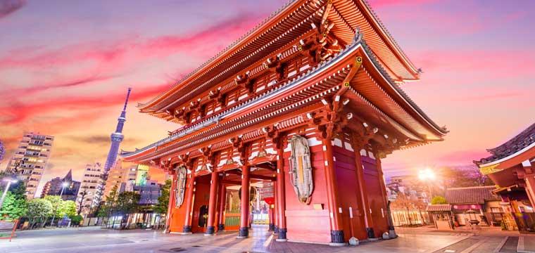 Vibrant Tokyo