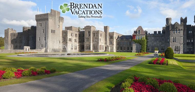 Visit the historical Ashford Castle
