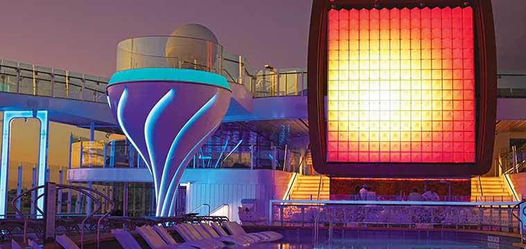 Apex Resort Deck