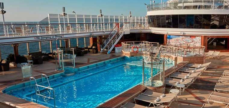 Cunard Pool