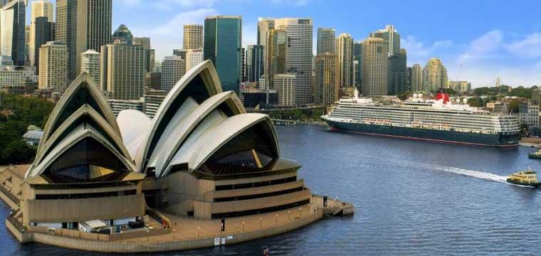 Queen Elizabeth Australia