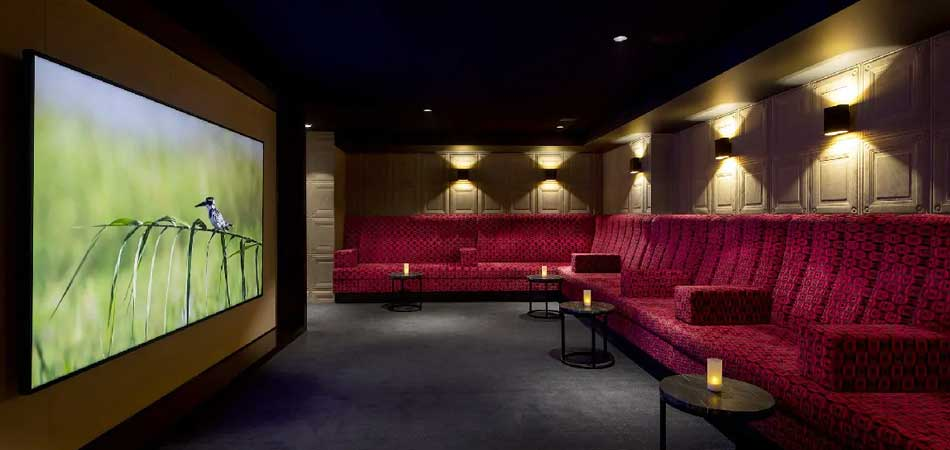 Small group Onboard Cinemas