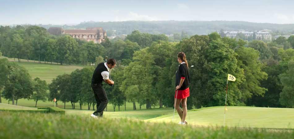 Club Med Vittel Golf Ermitage, France