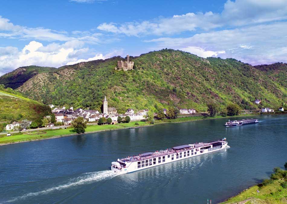 Cruise Europe's most beautiful rivers