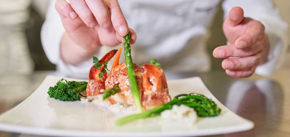 Lobster is even better when it's all included