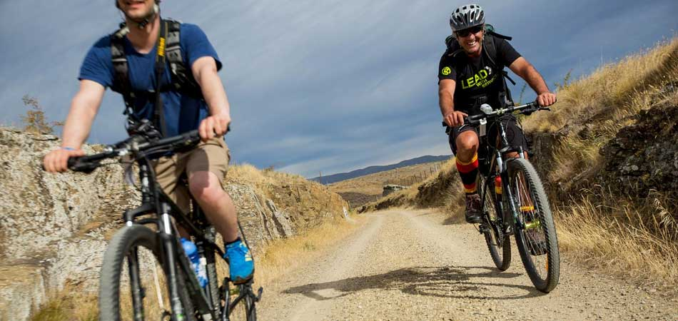 G Adventures Cycling Tour in New Zealand