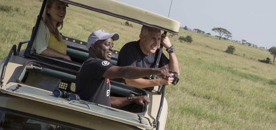Tanzania Serengeti Safari in Africa