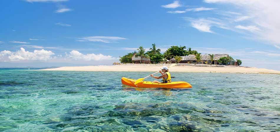 South Sea Island, Mamanuca islands group, Fiji