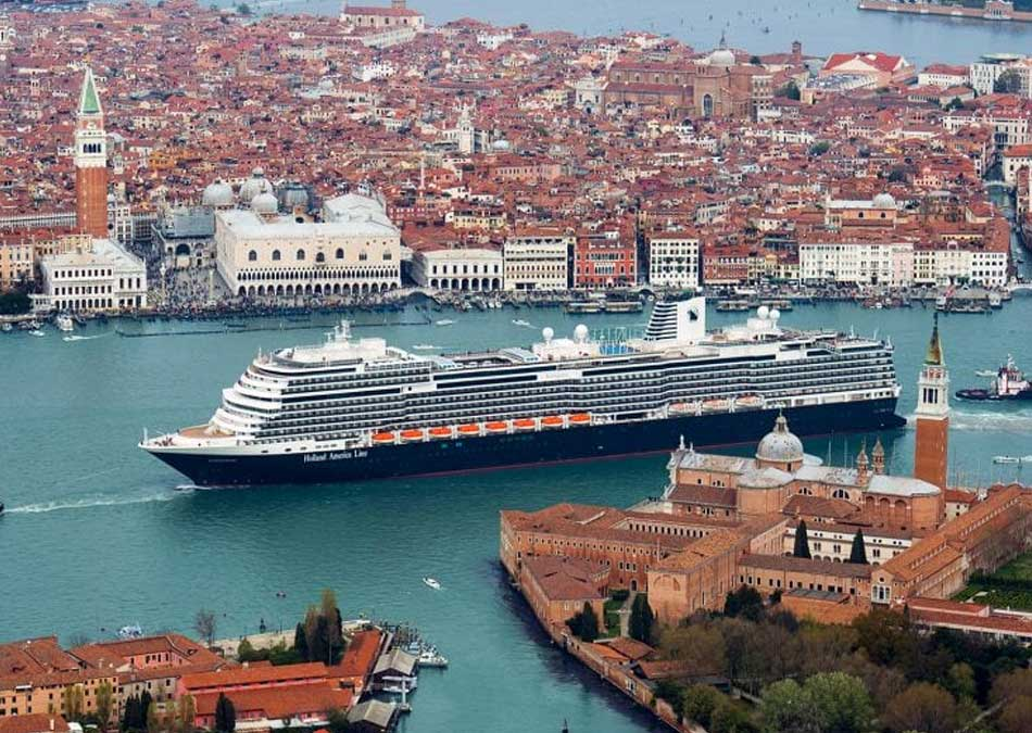 Koningsdam sails roundtrip Mediterranean itineraries of 9 to 25 days