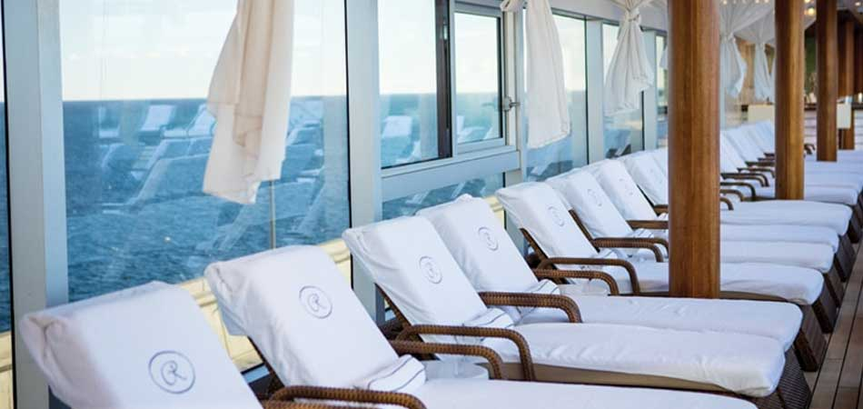 You wont be running out of deck chairs anytime soon