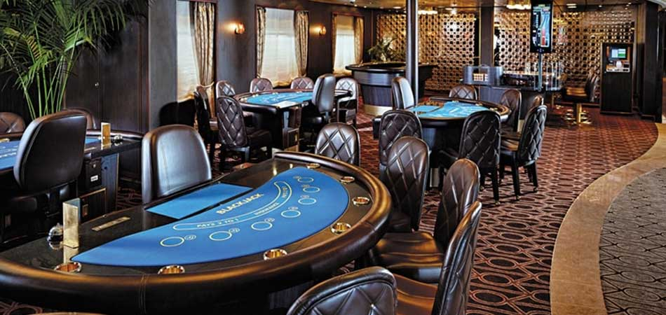 Be a big roller on the seas in Regent's Casino
