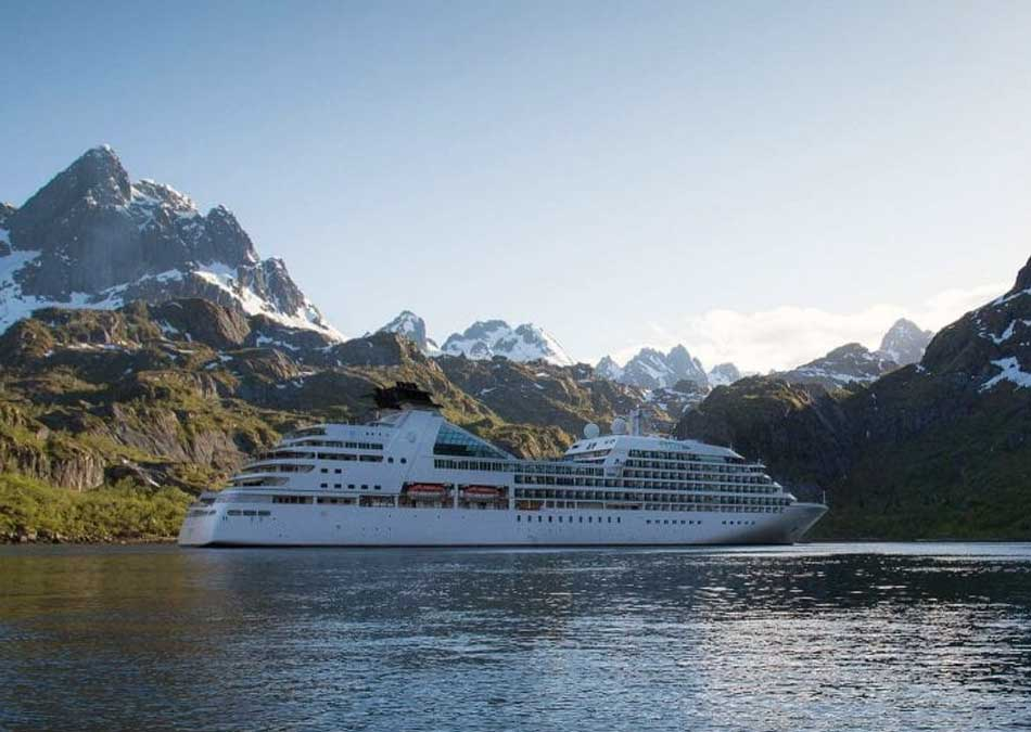 Sailing Alaska on Seabourn is an easy choice