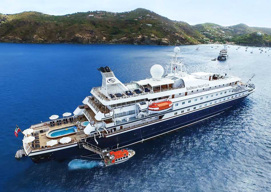 Yachting, Not Cruising in St. Barts