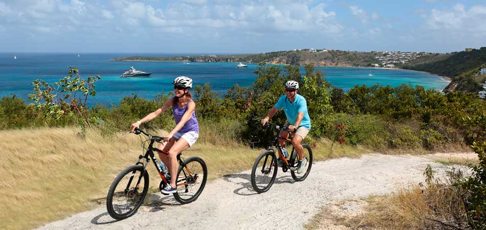 Go on a Bicycle Ride in Beautiful Anguilla