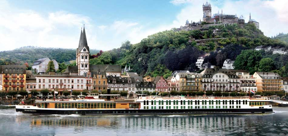 There's something special about cruising on the Rhine