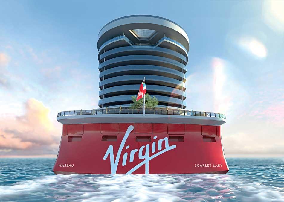Virgin Voyages - Scarlet Lady