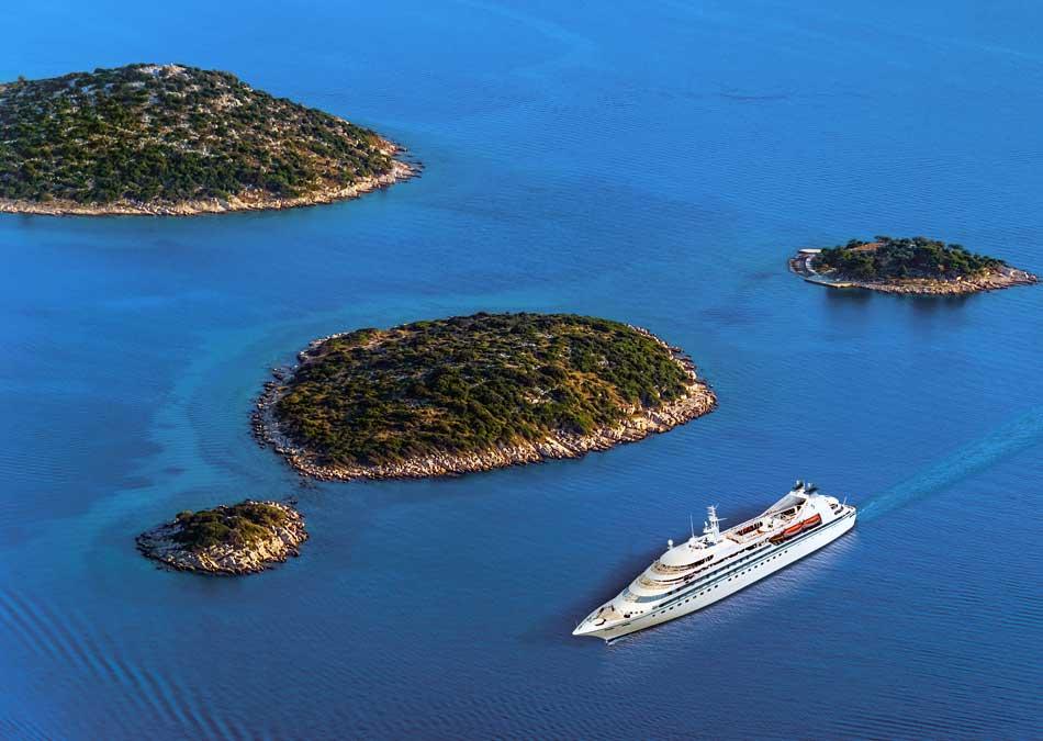 Windstar Sailing in Croatia