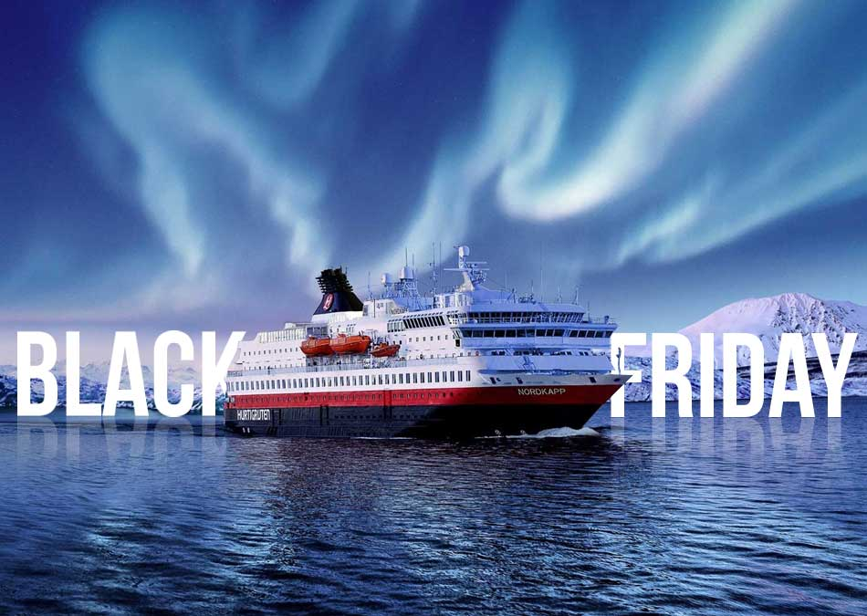 Hurtigruten Black Friday Sale