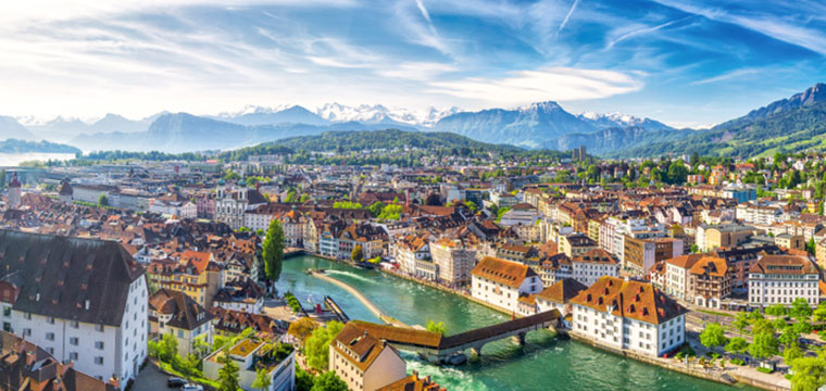 Trek the Swiss mountains while you stay in Geneva and Zurich