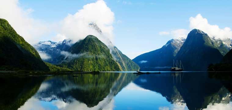 New Zealand's Natural Wonders