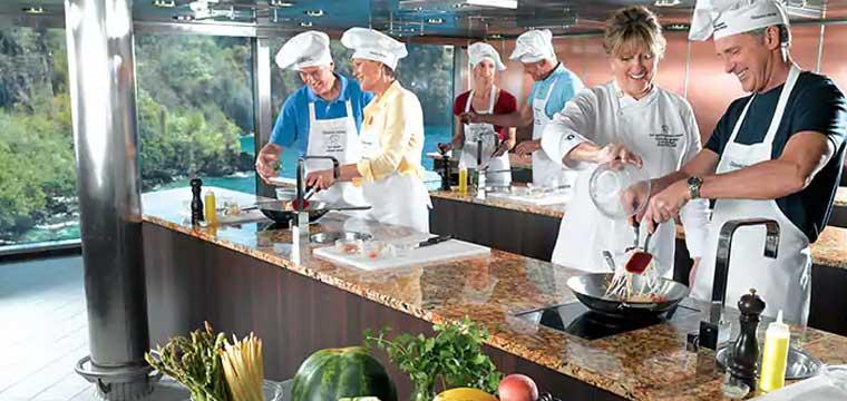 Oceania Riviera Bon Appetit Culinary
