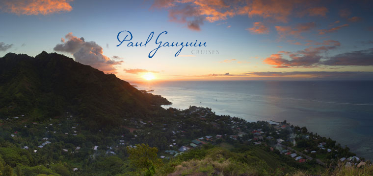 Book Now with Paul Gauguin!