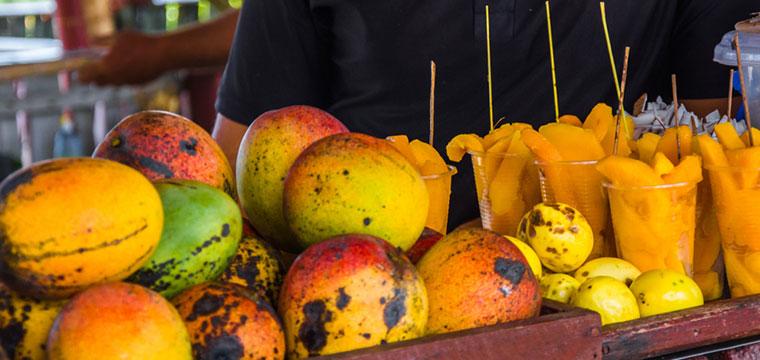 Savor Fresh Caribbean Fruits