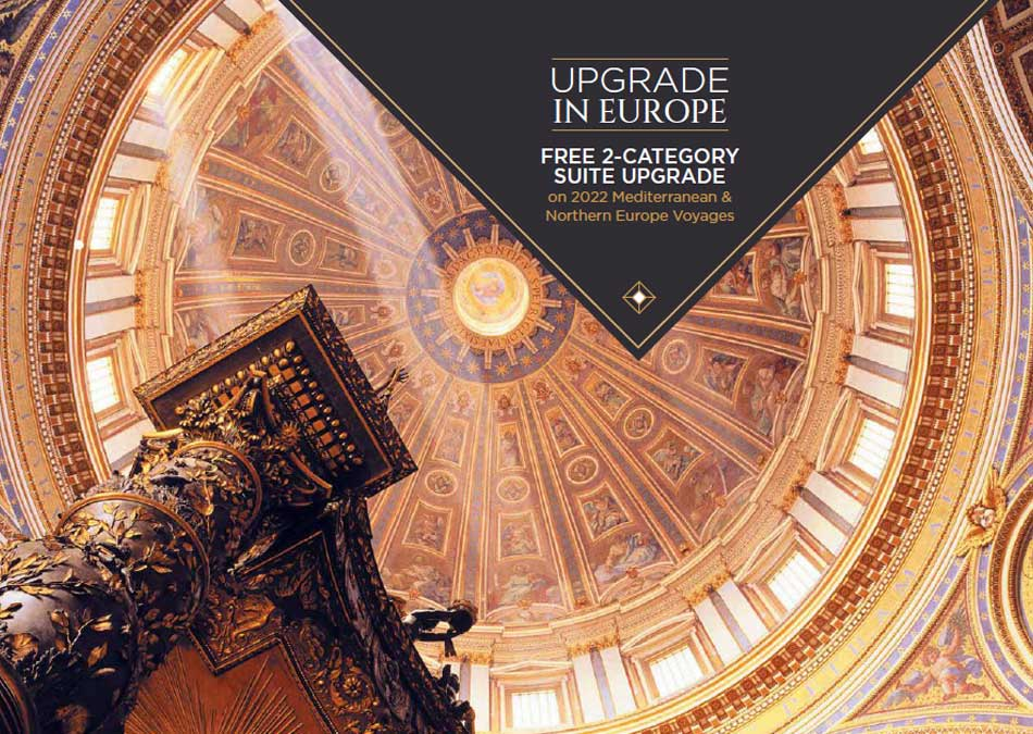 Upgrade in Europe with Regent