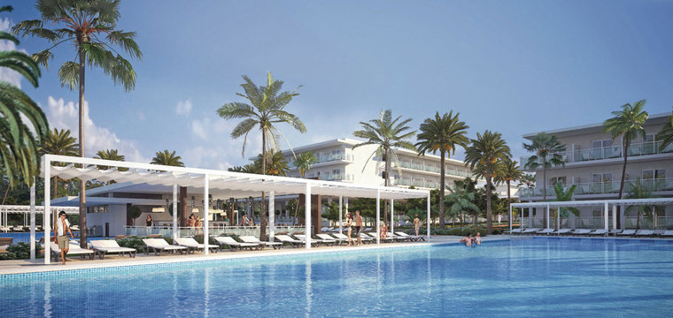 One of the many RIU Hotels and Resorts