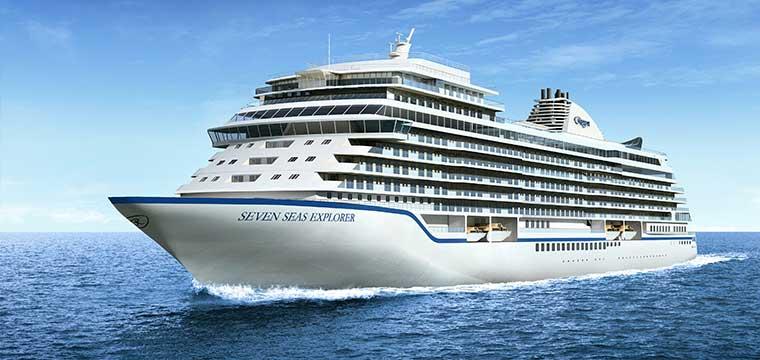 Silver Seas Explorer