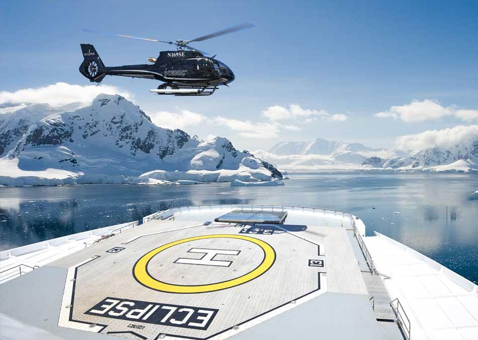 Scenic Antarctica