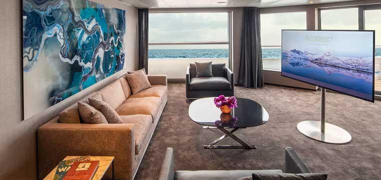 Scenic Eclipse Penthouse Suite
