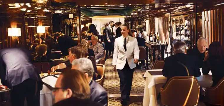 Seabourn Grill