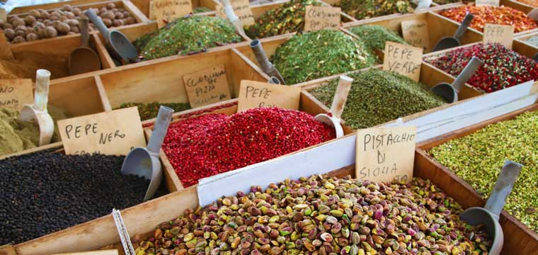 Sicilian Spices