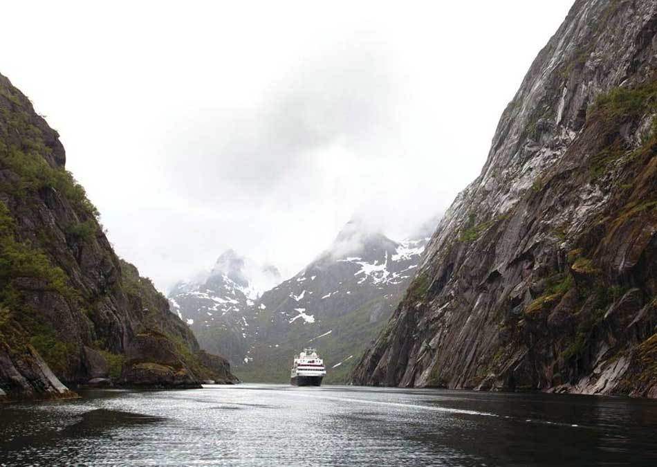 Silversea Norway