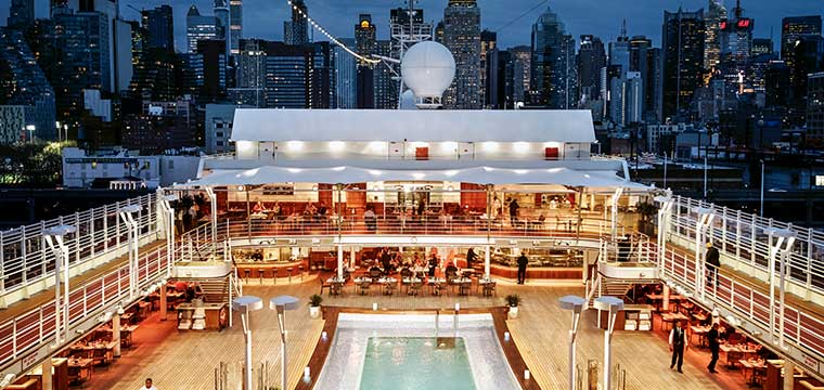 Pool in NYC