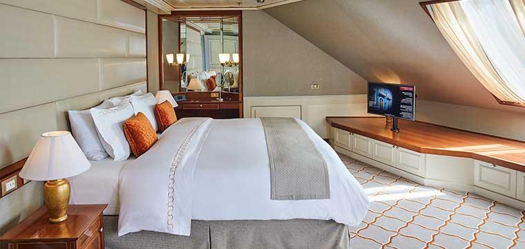Silversea Whisper Royal Suite