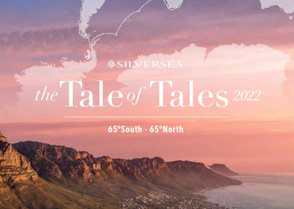 Silversea 2022 World Cruise